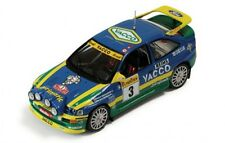 1/43 Ford Escort Cosworth  Yacco  Winner Rally Monte Carlo 1996  P.Bernardini