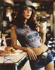 """KRISTEN WIIG Authentic Hand-Signed """"SEXY GHOSTBUSTERS"""" 8x10 Photo"""