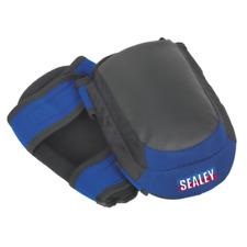 Sealey Heavy-Duty Double Gel Knee Pads - Pair -SSP63