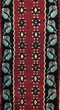 Beautiful Bessarabian - 1960s Antique Flatweave Kilim - Tribal Rug - 2 x 6.8 ft.