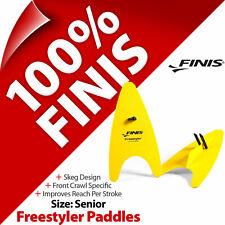 Finis Freestyler Hand Paddles Senior (Size L) Front Crawl Swim Swimming Training