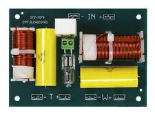 Kenford 2-Wege Frequenzweiche Pro 400W 8Ohm 2kHz 12dB/Oktave Hochtonschutz