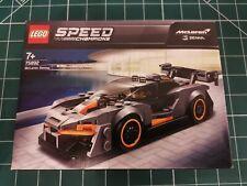 Lego Speed Champions 75892 McLaren Senna BRAND NEW FACTORY SEALED