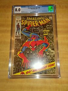 Amazing Spider-Man 100 8.0 CGC