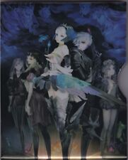 Odin Sphere Leifthrasir SteelBook Slipcase - G2 Size [Video Game Metal Case] NEW