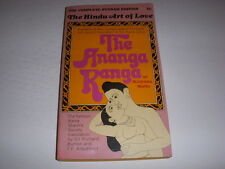 THE ANANGA RANGA OF KALYANA MALIA, THE HINDU ART OF LOVE, PUTMAN #0140, 1964 PB!