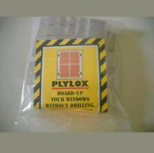 Plylox Hurricane Window Clips 1/2
