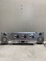 Emerson 3 CD Changer/FM-AM Stereo Receiver Model: MS3108 VINTAGE CASUAL MUSIC