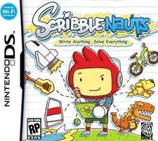 Scribblenauts Nintendo DS