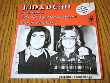 JAN & DEAN - I GET AROUND / LITTLE OLD LADY FROM PASADENA / RIDE THE WILD SURF