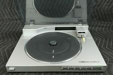 Vintage 80s SONY PS-LX510 Linear Tracking  Turntable