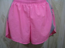 DANSKIN NOW Athletic Running Shorts Womens Small S 4 6 Pink Gray