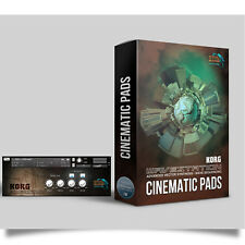 KORG Wavestation AD - CINEMATIC PADS for KONTAKT - amazing enhanced 24bit
