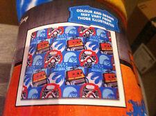 Star Wars Rebels Tag Rotary or Rebels Fleece Blankets