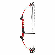 Mathews Genesis MINI Youth Bow LH Cherry Red 11414