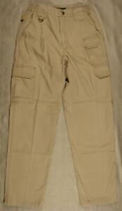 Women's 5.11 Tactical Pants cotton law enforcement 2 khaki 64355