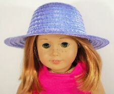 Hat Blue For American Girl Doll Clothes / Accessories Gorgeous Hat