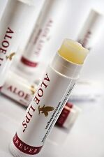 Aloe Lips By Forever Living, Chap stick, Lip Balm,With Jojoba.(Pack of 6) GJ