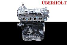 ÜBERHOLT Motor RENAULT TRAFIC 2.0 DCI 84kW 114PS 2001-2016 M9R ENGINE