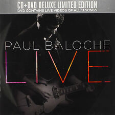 Live (DELUXE) - Paul Baloche (CD + DVD, 2 Discs, Integrity Music)