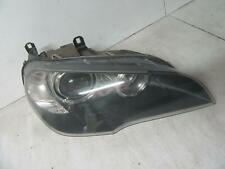 BMW X5 RIGHT HEADLAMP E70, EARLY, HALOGEN TYPE, 02/06-03/10 06 07 08 09 10