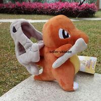 "Pocket Monsters Mask Cubone 6.5"" Pokemon Center Go Plush Toy Stuffed Animal Doll"