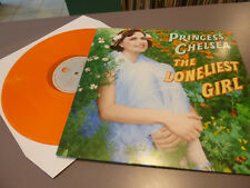 PRINCESS CHELSEA ‎– The Loneliest Girl - LP ltd. orange Vinyl  /// NEU