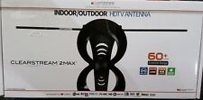 Antennas Direct Clearstream 2MAX Indoor/Outdoor HDTV Antenna 60+ Miles C2MVJ-5