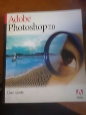 Adobe Photoshop 7.0, User Guide Book ONLY, NO Software