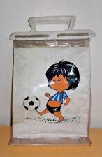 DIEGO MARADONA VINTAGE VINYL BAG by BEBENIL ARGENTINA 1980