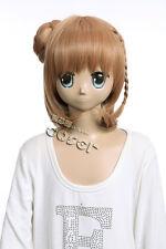 W-428 amnesia heroine blond blonde 34cm COSPLAY Perücke WIG hitzefest Anime
