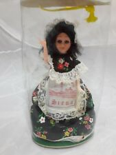 Collectable Italian Plastic Doll