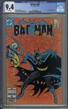 Batman # 369 CGC 9.4