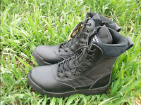 New Mens Special Forces Military Boots Army Boot  Tactical Combat Boots SZ 39-44