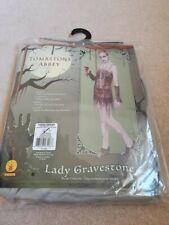 BNIB Lady Gravestone Fancy Dress Costume Size L RRP £26