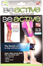 BeActive Brace Acupressure Sciatic Nerve Back Leg Point Knee Relieve Tension