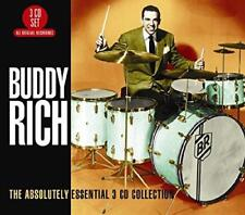 Buddy Rich - The Absolutely Essential 3 CD Collection (NEW 3CD)