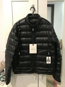 Moncler Jacket ACORUS GIUBBOTTO size 2 Medium *NEW*