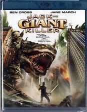Jack The Giant Killer Blu-ray Region A