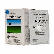 Orthene PCO Pellets 10 Packets Kills Resistant Roaches NOT FOR SALE TO: NEW YORK
