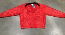 SHMACK LVY League Jacket In Chinese Red Sz. 3x Retail$ 84! 100% Authentic!