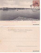 # SIRACUSA: PANORAMA DALLA BORGATA S. LUCIA   1902