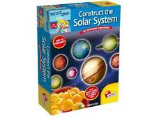 CONSTRUCT THE SOLAR SYSTEM
