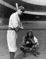 Vintage, Extremely RARE 1920 Babe Ruth Large Photograph