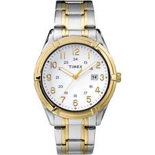Timex TW2P76500, Men's Easton Avenue 2-Tone Bracelet Watch, Date, TW2P765009J