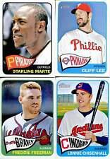 2014 Topps Heritage Baseball Pick Your Player