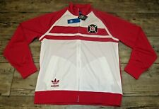 Adidas Chicago Fire MLS Warm-up Track Jacket size Men's XL