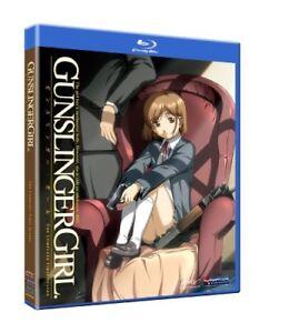 Gunslinger Girl: Season 1 [New Blu-ray]