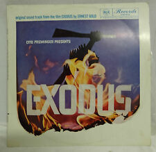 RECORD - OTTO PREMINGER PRESENTS EXODUS - EXCELLENT CONDITION