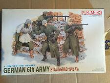 DRAGON ITALERI 1:35 GERMAN 6TH ARMY STALINGRAD KIT DI MONTAGGIO NEW!!